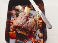 Veal in Red Wine recipe