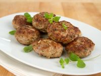 Veal Meatballs recipe