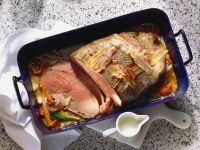 Veal Roast recipe
