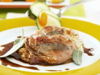 Veal Saltimbocca recipe