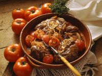 Veal Shin Stew recipe