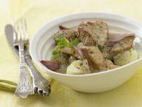 Veal Stew with Kohlrabi
