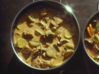 Veal Stew with Tarragon recipe