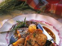 Veal with Shallot Sauce recipe