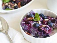 Vegan Berry Porridge recipe
