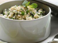 Vegan Grain Salad recipe