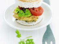 Vegan Patties in Buns recipe