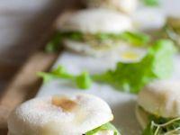Vegan Pita Hummus Bites recipe