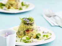 Vegan Potato-Herb Bake recipe