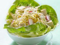 Vegan-style Salad Bowl recipe