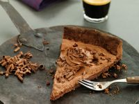 Vegan Tart with Chocolate Cream recipe