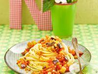 Vegan Vegetable Pasta recipe
