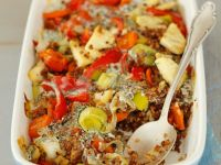 Vegan Wheat Gratin recipe