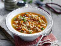 Vegetable and Barley Stew recipe
