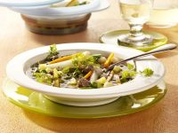 Vegetable and Beef Soup recipe