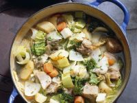 Vegetable and Beef Stew recipe