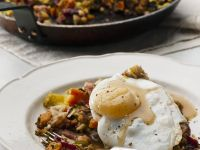 Vegetable and Egg Bake