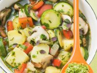 Vegetable and Herb Stew recipe