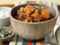 Vegetable and Meat Chili recipe