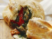 Stuffed Italian Pastries recipe