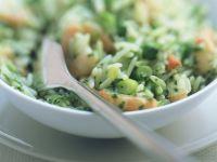 Vegetable and Shrimp Rice Pilaf recipe