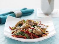 Vegetable and Tofu Stir-Fry recipe