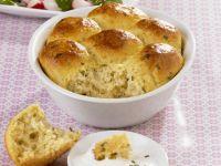 Vegetable Bread Knots recipe