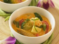 Vegetable Curry Thai Style recipe