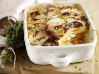 Vegetable Gratin recipe