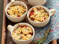 Vegetable Gratin with Cheese recipe