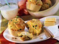 Vegetable Muffins recipe