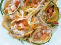 Vegetable Nests recipe