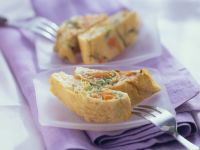 Vegetable Omelets recipe