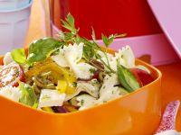 Vegetable Pasta Salad with Feta recipe