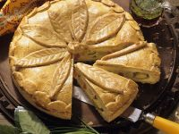 Vegetable Pie recipe