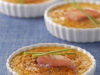 Vegetable Puree with Pork Rashers recipe