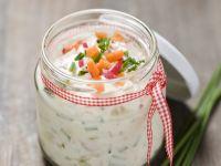 Vegetable Quark Spread recipe