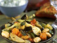 Vegetable Saute recipe