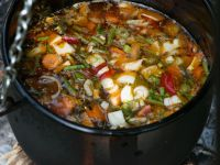 Vegetable Soup from the Kettle recipe