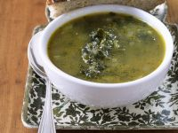 Vegetable Soup with Kale recipe