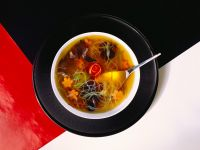 Chinese Broth Bowls recipe