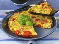 Vegetable Spanish Tortilla recipe