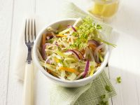 Vegetable Sprout Salad recipe