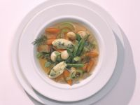 Vegetable Stew with Herbed Dumplings recipe