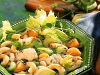 Vegetable Stew with Pasta and Turkey recipe