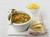 Vegetable Stew with Wrap recipe