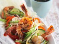Vegetable Stir-Fry with Shrimp recipe