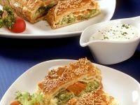 Vegetable Strudel recipe