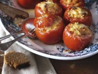 Vegetable Stuffed Tomatoes recipe
