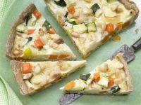 Vegetable Tart recipe